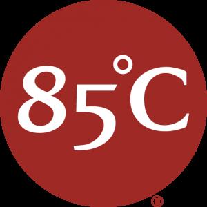 85 degrees C
