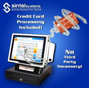 Sintel Systems Credit Card Processing No Third Party copy