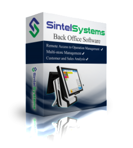 Sintel Software Back Office Software