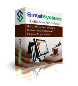Sintel System Coffee Shop POS Software