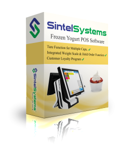 Sintel System Frozen Yogurt POS Software