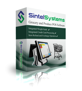 Sintel System Grocery POS Software