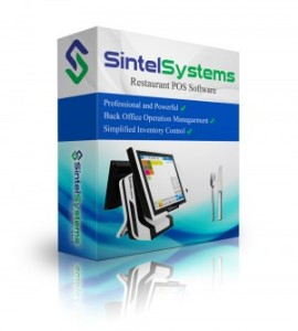 Sintel System Restaurant POS Software