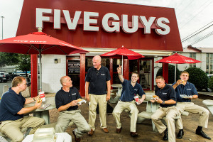 five guys article @ Sintel Systems