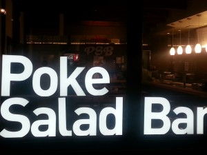 Poke fad or concept? article @ Sintel Systems