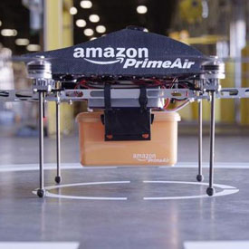 Amazon in Point of Sale article @ Sintel Systems
