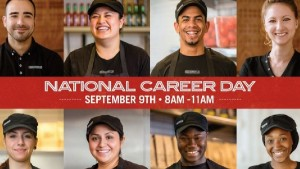 Chipotle's National Career Day Point of Sale article