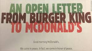 Fast Food Chain Extends Ceasefire to Rival Point of Sale article