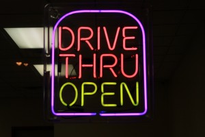 Fast Food Drive-thru Wait Times Continue to Slow Point of Sale article