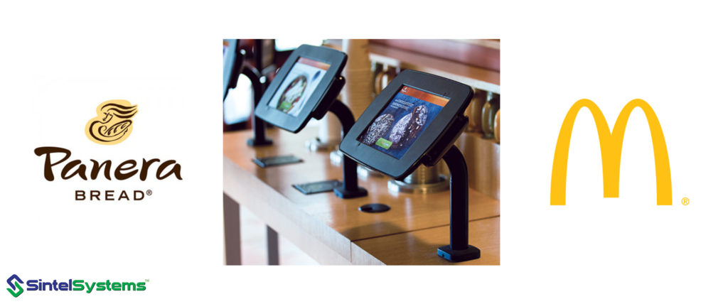 Sintel-Systems-Self-Serve-Kiosk-McDonalds-Panera-Bread-Bakery-QSR-Fast-Food-POS