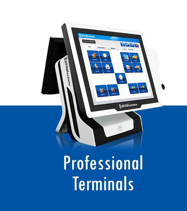 Professional 5i terminal Sintel Systems