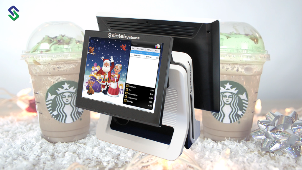 starbucks-christmas-tree-frappucino-coffee-shop-customer-display-pos-sintel-systems-2017-limited-offer