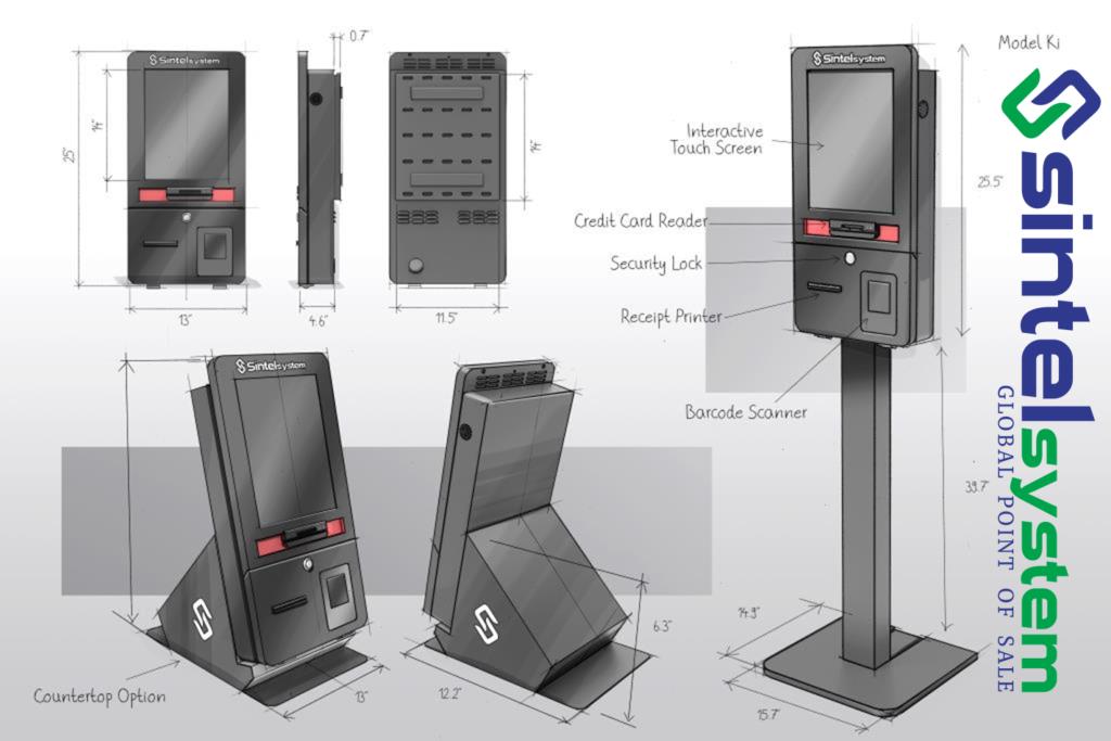 POS Kiosk system