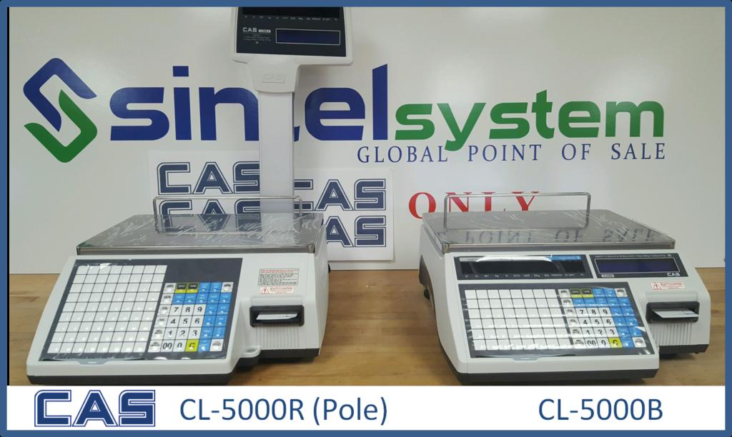 CAS-CL-5000R-5000B-Scales
